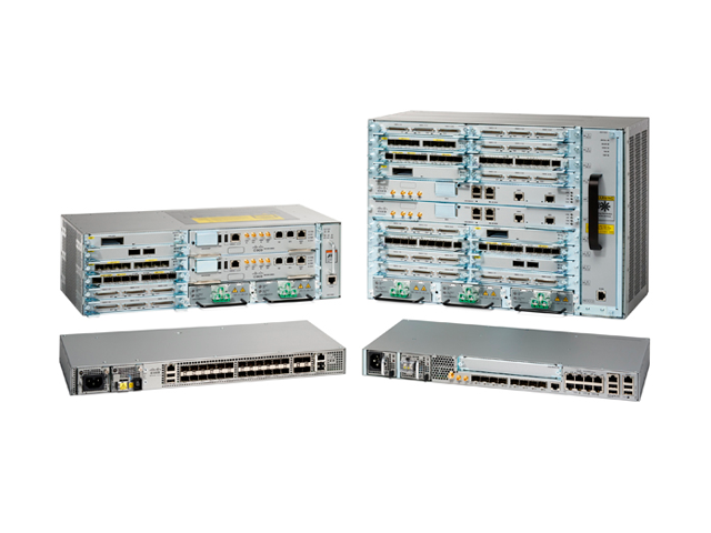 Cisco Packet Optical Transport Systems