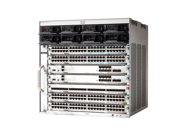 (cisco-catalyst-9400) Cisco Catalyst 9400